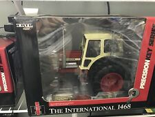 Ertl IH The International 1468 1/16 Scale Precision Key Series 3 Toy Tractor
