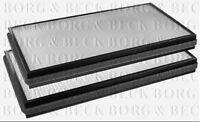 BFC1094 BORG & BECK CABIN POLLEN FILTER fits BMW 5,6