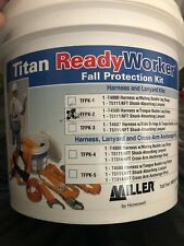 Miller Titan By Honeywell Tfpk 2 Ready Worker Fall Protection Kit