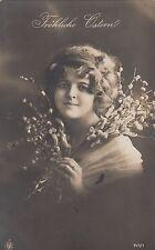 Pasqua, DAMA, Foto AK, 1919