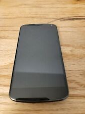 LG E960 Nexus 4 Black 8GB for parts only.