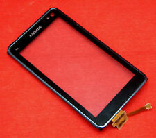 Origi Nokia N8 N8-00 Touchscreen Display Glas Digitizer Touch inkl Rahmen Frame