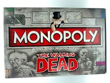 MONOPOLY The Walking Dead Jeu société Français neuf sous scello