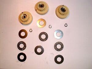 Bafang FM G311.250.D Nylon Getriebe Set Ersatzteil für Ersatz 18-33 Zähne