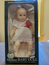 1979 Gerber Baby Doll Blond Head, Blue Eyes