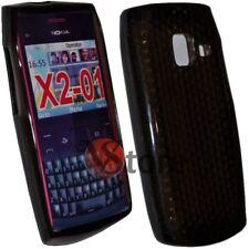 Cover Gel TPU Black For Nokia X 2-01
