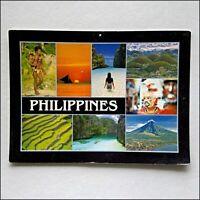 Philippines 8 Views 2008 Postcard (P432)