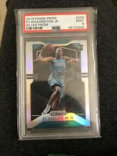 Pj Washington Jr 2019-20 Panini Prizm Silver #258 Rookie Hornets Rc Psa 9 Qty