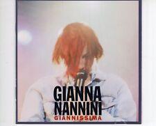 CD GIANNA NANNINIgiannissimaEX  (B2015)