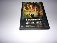 Traffic (DVD, 2002, Universal Reissue) Michael Douglas, Benicio Del Toro