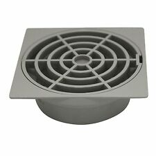 Holman PVC STORMWATER GRATE 90mm Connect Pipe With Solvent Cement *Aust Brand