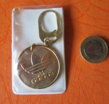 Vintage Keyring  ADIDAS  Keychain Sloveniasport, color Gold, Ex Yugoslavia