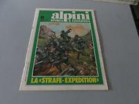 Alpino Storia Y Leyenda - Fascículo 11-1981 Rizzoli Editorial - Excelente Stato