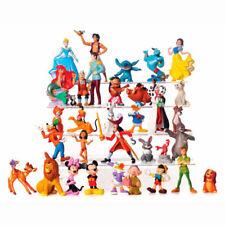 Figura Disney Bullyland surtido a elegir MIckey Donald Minie Ariel Peter Pan....