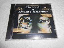 CD- THE MUSIC OF LENNON & McCARTNEY ( 17 TRACKS ) tested
