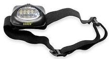 Baker 5-Led HeadLamp Wide Beam Super Bright Light Weight Hiking Hunting Fishing