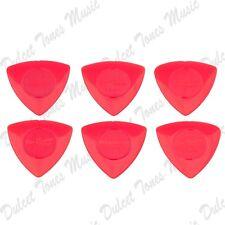 6 x Dunlop Large Triangle Stubby Guitar Picks Plectrum 1.5mm *1ST CLASS POST*