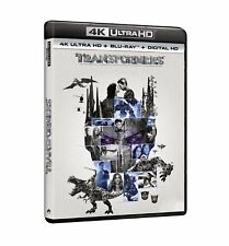 TRANSFORMERS COLLECTION  5 BLU-RAY 4K ULTRA HD+5 BD