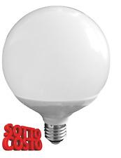 OFFERTA LAMPADA GLOBO LED E27 18W =150W 22W  24W 30W = 252 WATT G120 G125 G150