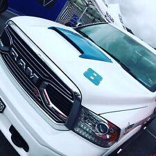 Dodge Ram 1500 Schwarze Scheinwerfer NEU mit LED Licht Frontscheinwerfer
