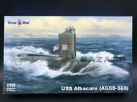 Mikro Mir 1/350 350-036 USS Albacore AGSS-569 (Ships from Canada!)