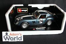 La Mini Miniera Ferrari 250 GTO 1962 1:18 #24 Hill / Gendebien Sebring (PJBB)