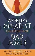 THE WORLD'S GREATEST COLLECTION OF DAD JOKES - HASCALL, GLENN (COM) - NEW PAPERB
