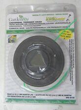 Testina Decespugliatore a 2 fili universale Professionale diametro 110 mm nuovo