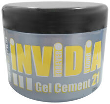 Invidia gel cement n 21 da 500 ML , modellante profumazione CK One