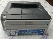 Brother HL-2150N Laserdrucker; Netzwerkdrucker