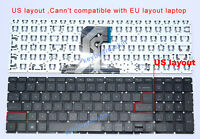 New for HP Pavilion 15-ACxx 15-AC000 15-aC600 series laptop keyboard US no frame