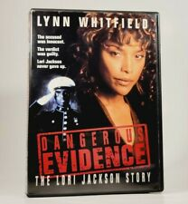 Dangerous Evidence: The Lori Jackson Story (VHS, 1999) GDC w/Insert Tested! OOP
