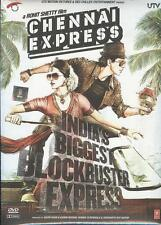 CHENNAI EXPRESS (2013) SHAHRUKH KHAN, DEEPIKA - BOLLYWOOD 2 DISC SPECIAL ED. DVD