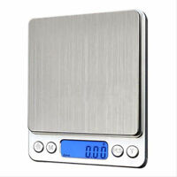 500g x 0.01g Digital Pocket Gram Scale Jewelry Weight Electronic Balance Scale G