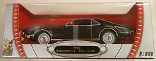 Road Signature Collection 1/18 Diecast 1966 OldsmobileToronado Black 92718