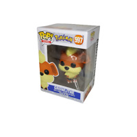 Funko Pop! Games: Pokemon #597 - Growlithe