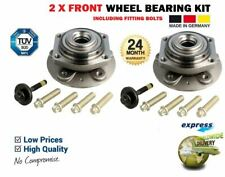 FOR VOLVO S70 V70 C70 TURBO T5 1996-2000 2x FRONT WHEEL BEARING KIT SET + BOLTS