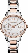 MK6228 Michael Kors Whitley Silver Dial Two-tone Ladies Watch