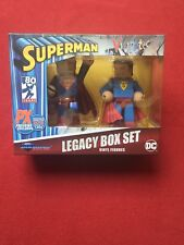 Superman Vini Mates Legacy Box Set Diamond Select SDCC 2018 PX Exclusive NEW MIB