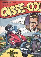 CASSE-COU n°19.  Editions de la Foux 1951. M. BOURDIN.