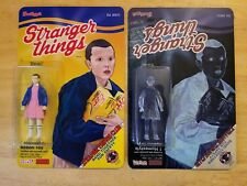 2 Special Ed Toys X Moctoys Stranger Things Eleven Bootleg Figures Upside Down