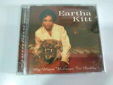Eartha Kitt My Heart Belongs To Daddy 20 Performances Cabaret BMG CD - 2T