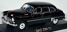 GAZ Zim12 Limousine 1950-60 - 1:43 schwarz black