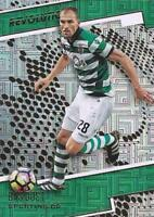 2017 Panini Revolution Soccer - Infinite Parallel - Sporting CP - 129-137