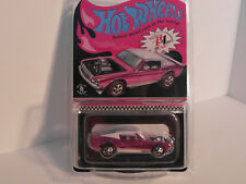 2017 Hot Wheels HW RLC LA Collector Convention MUSTANG BOSS HOSS Pink Party Car