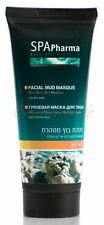 Spa Pharma Dead Sea New Natural Mineral Facial Skin Care Clay Mask 100ml 3.4 Oz