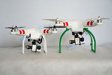 Green Tall Extended Landing Gear for DJI Phantom 1 2 Vision Wide and High