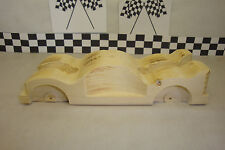 Pinewood Derby Pre-cut, #53 Minions Car, Very Different front & Rear.