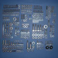 BMW R51/2 R51/3 R67/2 R67/3 R68 Complete Stainless Steel Bolt Set - 383pcs