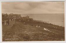 Kent postcard - East Cliff, Herne Bay - RP